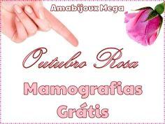 Outubro Rosa: Mamografias Grátis no Rio Neste mês de Outubro Rosa, na cidade do Rio de Janeiro, as mulheres que estão na fila do SUS, poderão fazer os exames de mamografias grátis. Saiba como a seguir!  #MamografiasGrátis #OutubroRosa #SUS https://amabijouxmega.blogspot.com.br/2016/10/outubro-rosa-mamografias-gratis-no-rio.html