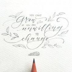 Likes, 23 Comments - Minortismay Pencil Calligraphy, Calligraphy Doodles, How To Write Calligraphy, Calligraphy Handwriting, Calligraphy Letters, Penmanship, Modern Calligraphy Quotes, Hand Lettering Quotes, Creative Lettering