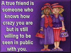A True Friend :-)