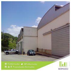Galpón en zona industrial El Encantado - Macaracuay de 4.050 m. Para mayor información contáctanos.