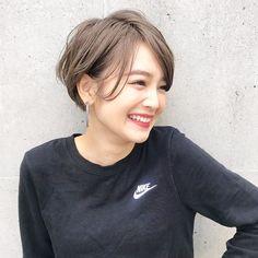 Pin on ショート Pin on ショート Korean Short Hair, Short Hair Cuts, Short Hair Styles, Short Bob Hairstyles, Cool Hairstyles, Hair Inspo, Hair Inspiration, Hair Upstyles, Hair Arrange