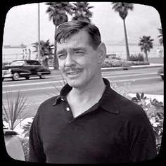 The King of Hollywood, Clark Gable