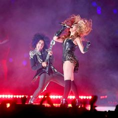 Super Bowl Halftime Performers Through the Years: Bey, Katy, Janet and More!