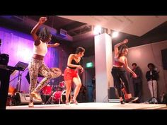 Sarah Reich & Tap Music Project Part7 @ Blue Whale - YouTube