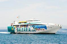 Balearia : 18-31 december >10.000 passagiers
