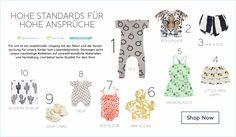 Bio Kinder und Baby Produkte / Little Hipstar