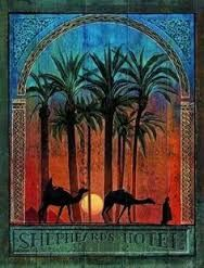 Image result for Old Cataract Hotel Vintage Luggage Labels, Aswan
