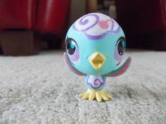 This is my Littlest Pet Shop bird.
