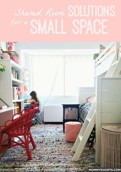 Shared Room Solutions for a Small Space