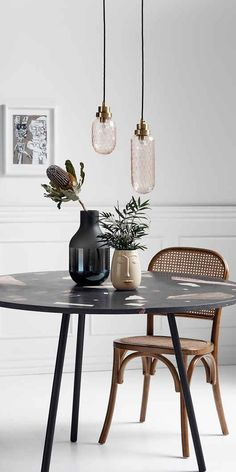 NORDAL INSPIRATION In today's online interior developer spotlight we are featuring our very accomplished interior developer; Decoration Bedroom, Living Comedor, Apartment Interior Design, Aesthetic Rooms, My New Room, Home And Living, Interior Inspiration, Living Room Decor, Sweet Home