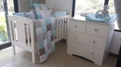 Small 4 Drawer Baby Compactum With Crystal Handles Nursery Furniture In Johannesburg