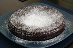 Flourless Chocolate Cake   Heather Drive