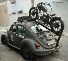 I Love Beetle! Adoro Fusca!