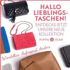 Handtaschen von Pippa&Jean http://www.pippajean.com/de/katharinabebenek/schmuckstucke/accessoires.html