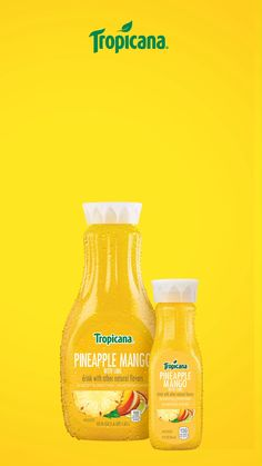 Refresh your picnic with Tropicana Pineapple Mango with Lime. Lime Drinks, Mango Drinks, Refreshing Drinks, Summer Drinks, Vodka Cocktails, Cocktail Drinks, Cocktail Recipes, Food Graphic Design, Ad Design