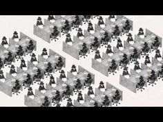 Wonderful isometric animated music video for Brand Brauer Frick via cullen