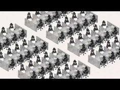 Maravilloso video de isometría animado con música para el video de Brand Brauer Frick via cullen