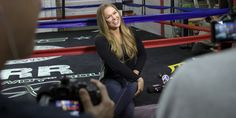 Not only has Ronda Rousey become the face of the UFC, she's become one of the biggest ambassadors for the UFC's new anti-doping program.