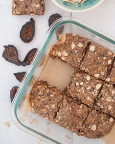 High Protein Peanut Butter, Fig Cookies, Fig Bars, Sugar Free Maple Syrup, Cake Dome, Baked Oatmeal, Natural Sugar, Protein Bars