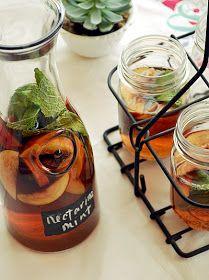 Summer Tea.