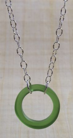 Seaglass Jewelry by White Light Productions - Bottle Top Necklace, $39.33 (http://www.seaglass.us/bottle-top-necklace/)