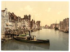 The old Hanseatic city of Danzig came to Prussia during the 18th century partitions of Poland. The territory around it was ultimately made the Province of West Prussia.