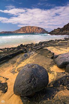 El hechizo de Playa de las Conchas, #LaGraciosa