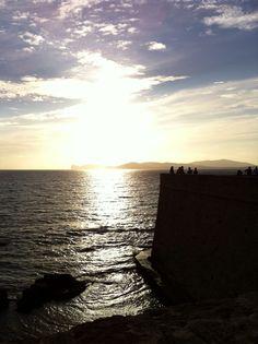 ☀️ sunset Sardinia