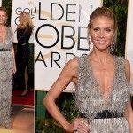 Heidi Klum - Golden Globe 2016