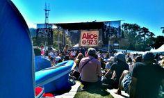 "Alice Radio's ""Now and Zen"" Concert (Good Vibes sponsor area)"