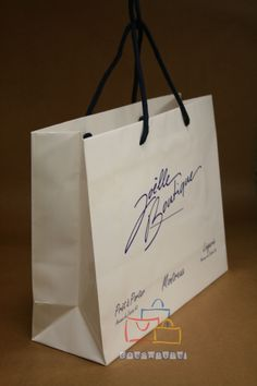 Fuelle bolsa papel brillo