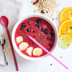 Smoothie Bowl @allezhopeileen