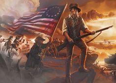 American Revolutionary War                              …                                                                                                                                                                                 More