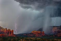 ***Stormy Sedona (Arizona) by Guy Schmickle