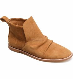 e0996bbcd7 Main Image - Bill Blass Macey Bootie (Women) Honey Brown, Bill Blass,