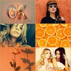 Wallpaper laranja (EMISON)