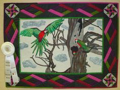 Sauder Village Quilt Show: Part One...