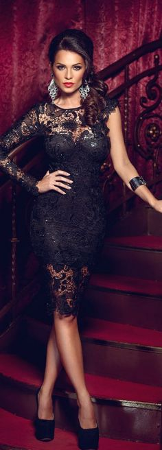Luxury fashion and glamour | luxury that captures her style and expresses her elegant sexy attitude.
