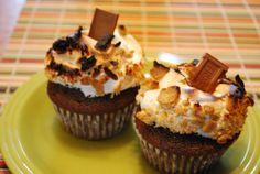 Gigi's S'more Cupcake Recipe