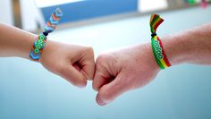 Style your summer wrist with the coolest festival-style wristbands. Check the OOJOO webshop for your favourite designs! Festival Style, Festival Fashion, Summer, Check, Design, Summer Time