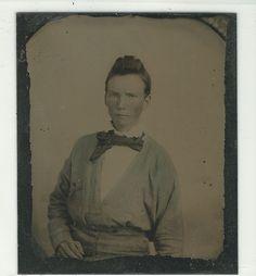 unknown Texas Confederate