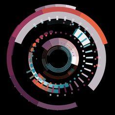 Arcs II on Digital Art Served