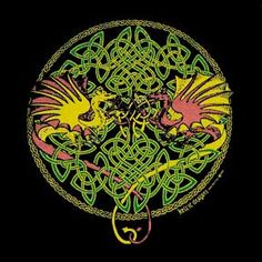 Celtic Dragons Celtic Dragon, Celtic Art, Alphabet Art, Graffiti Alphabet, Islamic Art Calligraphy, Calligraphy Alphabet, Celtic Druids, Celtic Nations, Dragon History