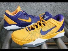 Nike Kobe 7 Yin Yang Snake Pool - Review - http://nikebasketballshoestore.com/kobe-bryant-shoes/nike-kobe-7-yin-yang-snake-pool-review