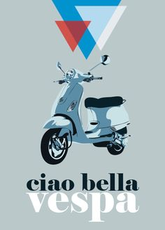 Vespa, since I can't drive I want one to get around in the color green.