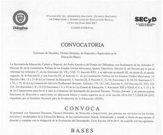 Emite SECyD convocatoria para la Evaluación del Desempeño Docente 2016-2017   El Puntero