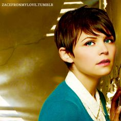I love Mary Margaret's hair in Once Upon a Time! Wonder if I could pull that hair do off?