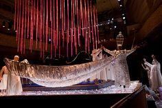 Verdi's Aida staged by Daniele Finzi Pasca at the Mariinsky Concert Hall. Dress rehearsal, 10 June 2011. Photos by Roustem Adagamov (a.k.a. drugoi).