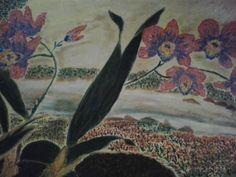 Lukisan Teratai