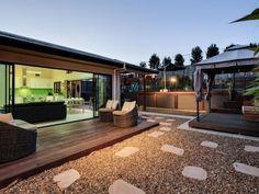 Landscaped outdoor area ideas
